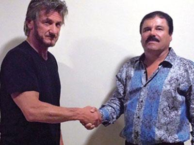 7 giờ gặp bí mật giữa trùm ma túy Mexico và tài tử Hollywood