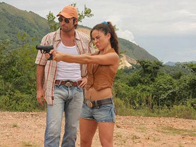 Nữ ngôi sao dẫn mối cho trùm ma túy Guzman gặp tài tử Hollywood