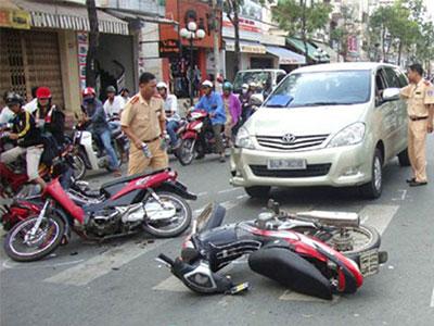 Vì sao số liệu tai nạn dịp Tết chênh lệch?