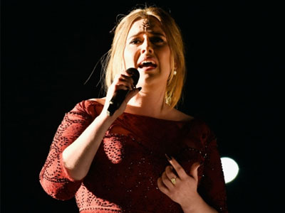 Cư dân mạng nổi giận vì lỗi âm thanh trong tiết mục của Adele ở Grammy 2016