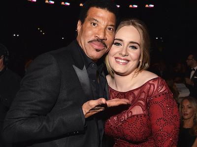 Adele hội ngộ Lionel Richie, dàn sao nô nức đi tiệc hậu Grammy 2016