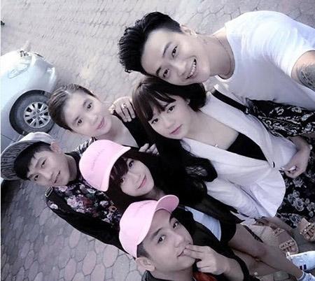 Ngắm bạn gái xinh như hot girl của 3 thành viên HKT - 1