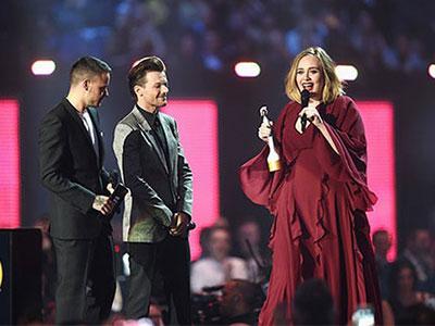 BRIT Awards 2016: Adele là duy nhất và cuối cùng