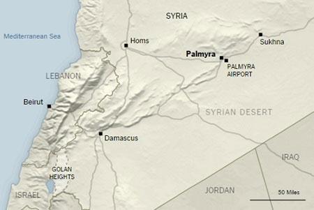 Số phận bi thảm của người lính Syria bị IS chặt đầu - 1