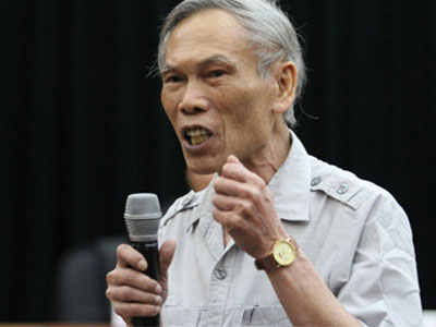Ông Trương Đình Tuyển: