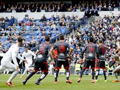 Real Madrid 7-1 Celta Vigo: