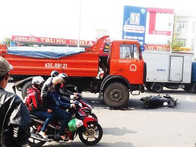 Đà Nẵng sẽ lập Facebook để người dân tố lái xe chạy ẩu