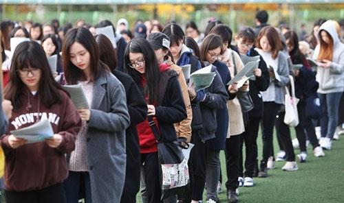 Tiếng Việt là môn thi ngoại ngữ vào đại học ở Hàn Quốc - 2