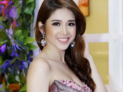 Vẻ đẹp dịu dàng của Á hậu Đông Nam Á Đồng Thanh Vy