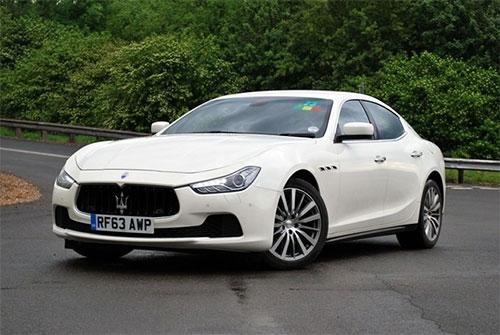 Hàng chục nghìn xe Maserati dính lỗi tăng tốc đột ngột