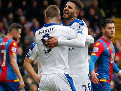 Leicester nối dài mạch thắng, vững ngôi đầu Ngoại hạng Anh