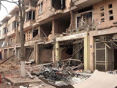 Ai sẽ bồi thường thiệt hại trong vụ nổ lớn ở Hà Đông?