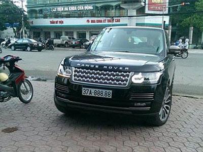 Range Rover biển đẹp - Thú chơi đặc trưng đại gia Việt