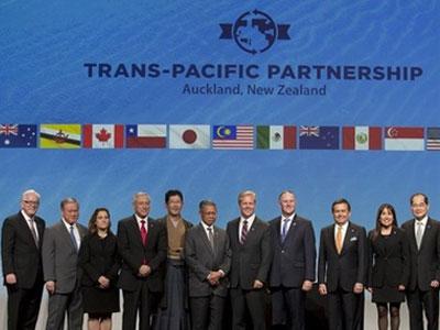 Tháng 7 trình Quốc hội phê chuẩn Hiệp định TPP