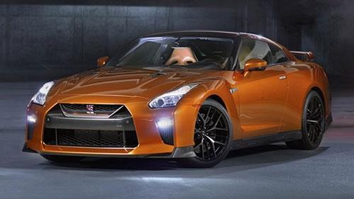 10 điều cần biết về siêu xe Nissan GT-R mới - 8