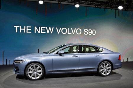 Volvo S90 sedan chốt giá chính thức, loại nhiều đối thủ - 2
