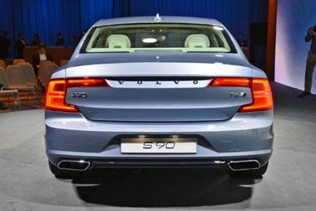 Volvo S90 sedan chốt giá chính thức, loại nhiều đối thủ - 3
