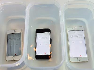 Apple trang bị khả năng chống nước cho iPhone SE
