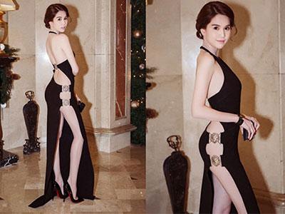 Sao Việt, sao gốc Hoa đọ dáng khi đụng váy hàng hiệu