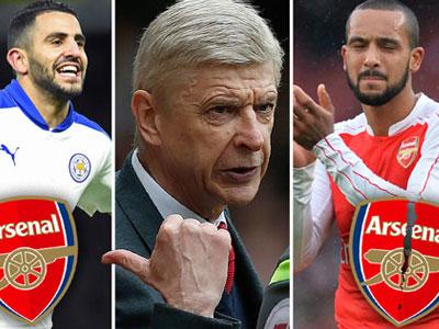"""Arsenal âm mưu """"cướp"""" công thần của Leicester City"""