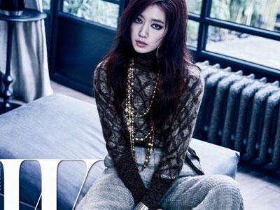 Park Shin Hye lột xác với vẻ đẹp của một quý cô trưởng thành