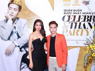 S.T nhóm 365 nói về mối quan hệ thân thiết với Hoa hậu Phạm Hương