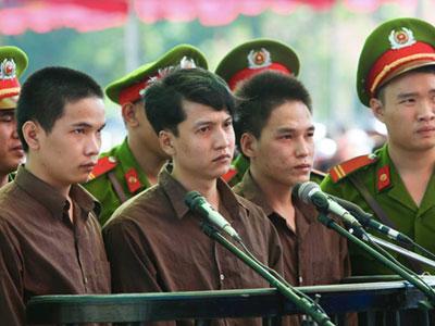 Xử phúc thẩm vụ án Nguyễn Hải Dương ở Bình Phước