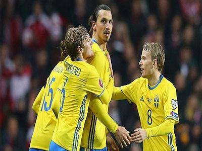 Chân dung ĐT Thụy Điển tại EURO 2016
