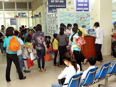 Nắng nóng, nhiều trẻ nhập viện vì tiêu chảy