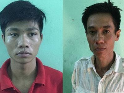 Bắt 2 nghi can tiêu thụ tài sản của băng cướp nhí ở Sài Gòn