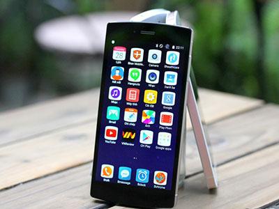 Bphone 2 tích hợp cảm biến vân tay 3D dưới màn hình