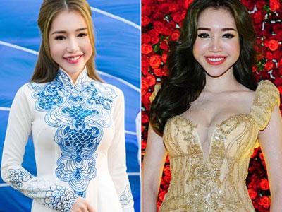 Hành trình biển đổi nhan sắc ngoạn mục của Elly Trần