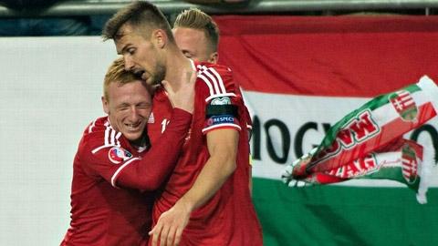 Chân dung ĐT Hungary ở EURO 2016