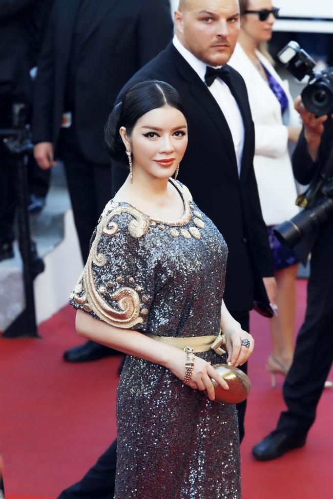 Ai cũng phải trầm trồ trước vẻ kiêu sa khó cưỡng của Lý Nhã Kỳ trên thảm đỏ LHP Cannes - Ảnh 12.
