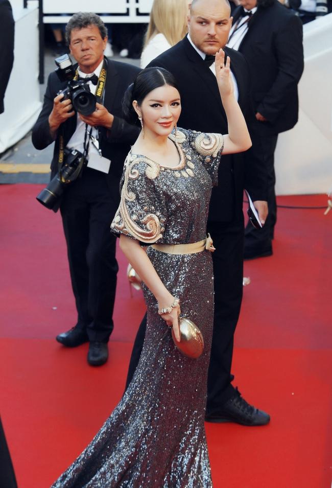 Ai cũng phải trầm trồ trước vẻ kiêu sa khó cưỡng của Lý Nhã Kỳ trên thảm đỏ LHP Cannes - Ảnh 13.