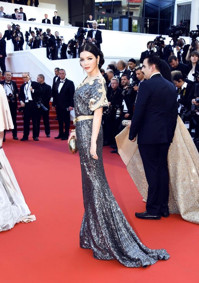 Ai cũng phải trầm trồ trước vẻ kiêu sa khó cưỡng của Lý Nhã Kỳ trên thảm đỏ LHP Cannes - Ảnh 15.