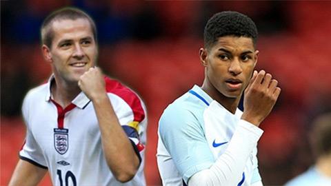 Rashford sẽ là Owen mới tại EURO 2016