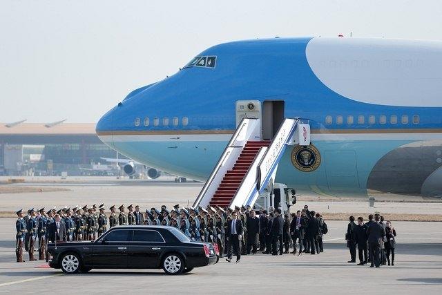 Không lực Một của Obama ngốn bao nhiêu...tỷ đồng cho mỗi giờ bay