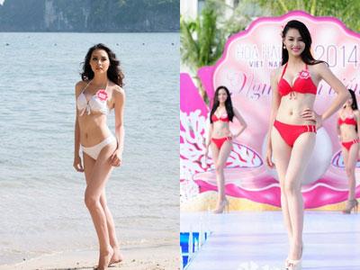 Thân hình đẹp bất ngờ của tân Hoa hậu Biển Việt Nam