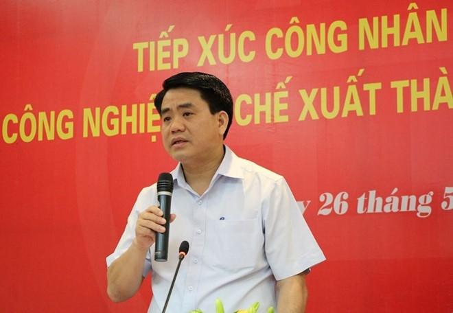 0903407319, duong day nong cua Chu tich Nguyen Duc Chung hinh anh 1