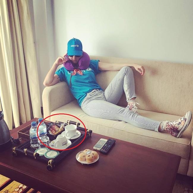 Fan Việt xôn xao khi Katy Perry đăng ảnh giống như đang ở Nha Trang - Ảnh 1.