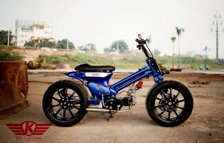 Honda Cub do 1 gap, mam oto