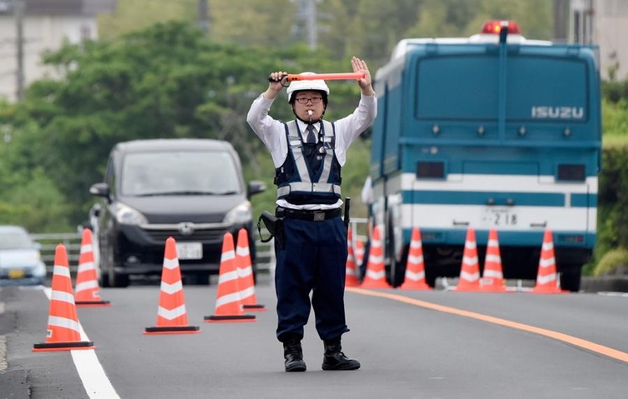 Nhat huy dong 70.000 nguoi dam bao an ninh cho G7 hinh anh 3