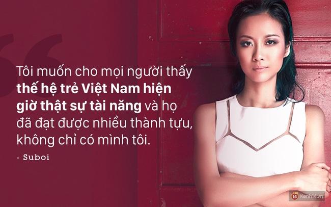 Clip: Suboi trả lời phỏng vấn trực tiếp với CNN về việc rap tiếng Việt cho Tổng thống Obama - Ảnh 3.