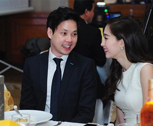 Hoa hậu Thu Thảo và doanh nhân Trung Tín - 3