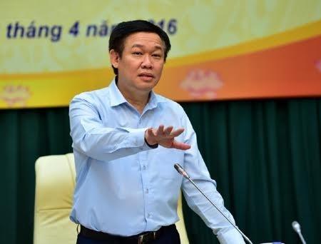 Vo chong Pho thu tuong Vuong Dinh Hue trung cu dai bieu QH hinh anh 2