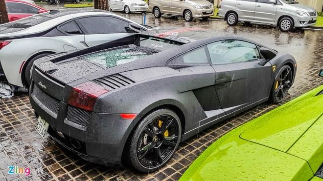 Bo suu tap Lamborghini cua cac dai gia Viet hinh anh 15
