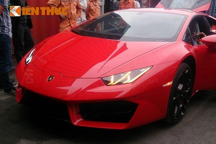 """Lamborghini Huracan se """"doi gia"""" them 5,5 ty tai Viet Nam-Hinh-3"""