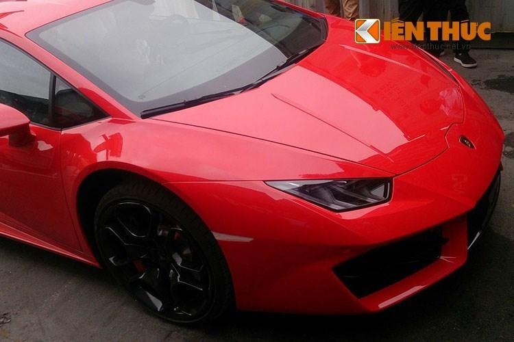 """Lamborghini Huracan se """"doi gia"""" them 5,5 ty tai Viet Nam-Hinh-4"""