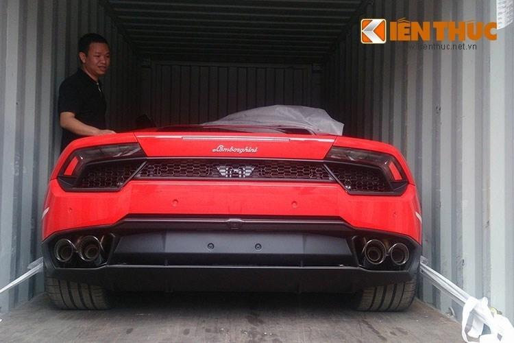 """Lamborghini Huracan se """"doi gia"""" them 5,5 ty tai Viet Nam-Hinh-6"""